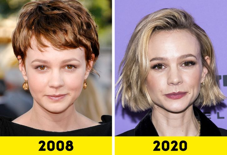 10+ Before and After Photos of Female Celebrities That Prove Women Blossom With Age
