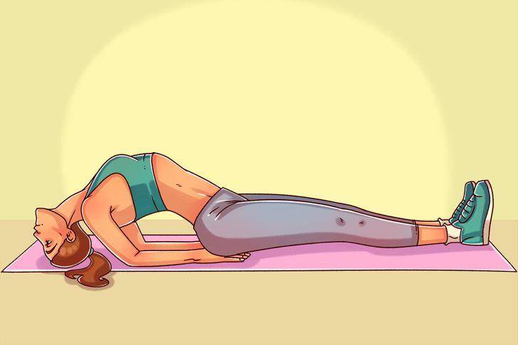 8 تمارين مسائية ستساعدك على النوم مثل الطفل