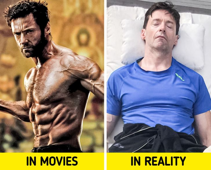 9 Action Movie Stars Who Are Tough Guys On-Screen but Cuddly in Real Life