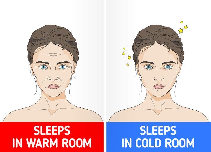 Soğuk Odada Uyumanın 9 Faydası - www.dergikafasi.com