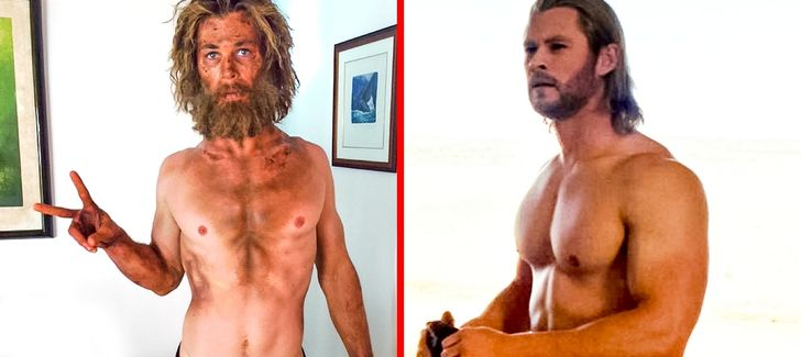 18Actors Who Totally Transformed for Their Roles