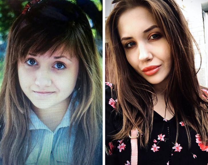 20+ Women Revealed How Dramatically Appearance Can Change Over the Years
