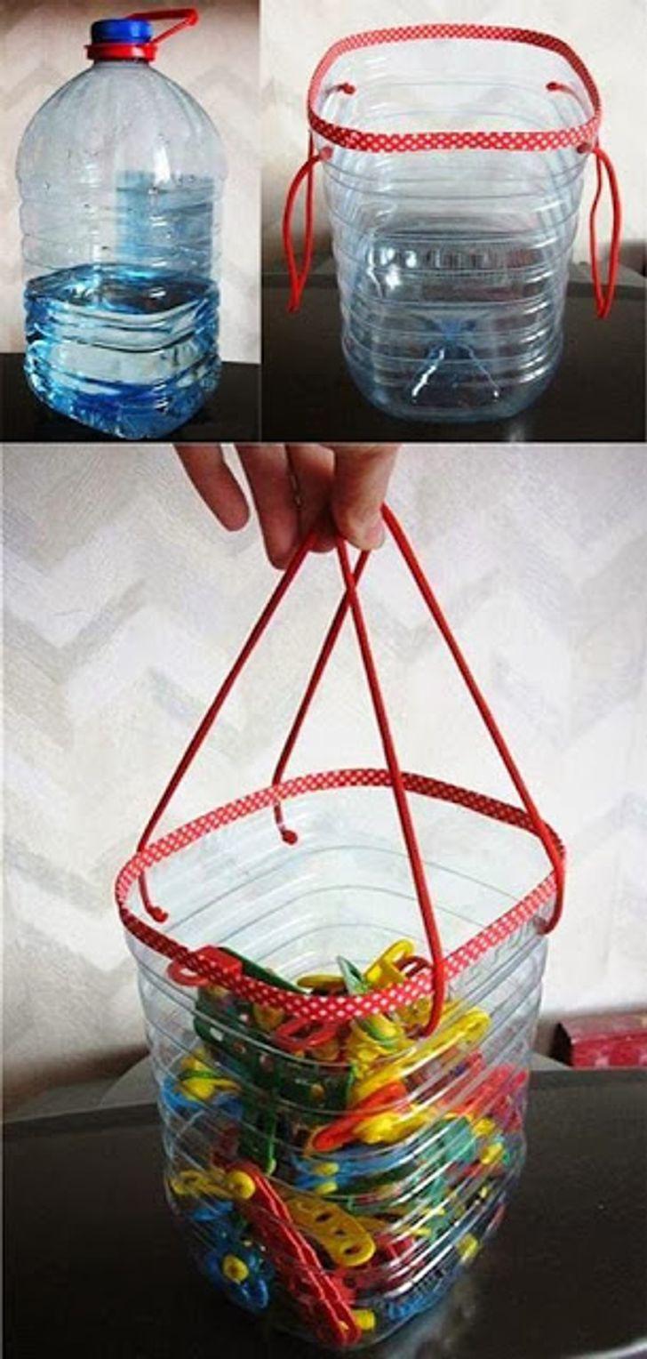 17Ingenious Ideas toReuse Plastic Bottles