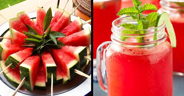 10Foods and Drinks That Can Get Rid ofWater Retention (Spoiler: Drinking Too Much Water Isn't One ofThem)