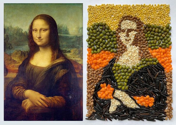 18 Parodies of Famous Paintings That Seem to Be Cooler Than the Originals