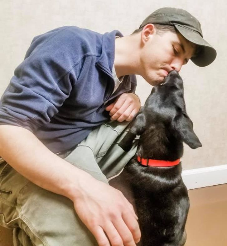 A Deaf Guy Adopted a Deaf Puppy, and Their Connection Is Really Special