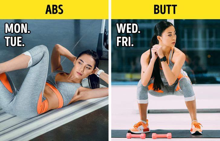 11 Training Mistakes That Keep You From Showing Your Abs to the World