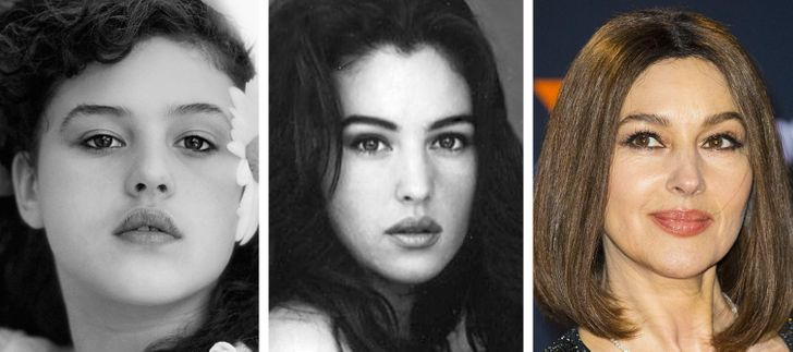 Look at How Hollywood Beauties Have Changed Since Their Childhood (Nicole Kidman Was Born With a Piercing Look)