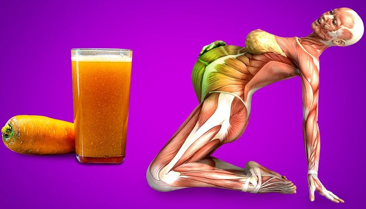 What Will Hapen to Your Body If You Start Drinking Carrot Juice