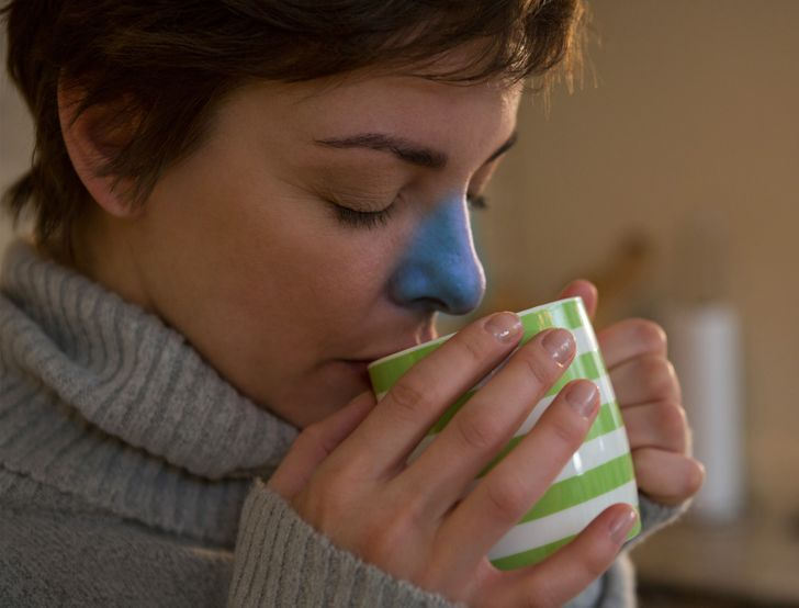 What It Means When Your Nose Feels Cold