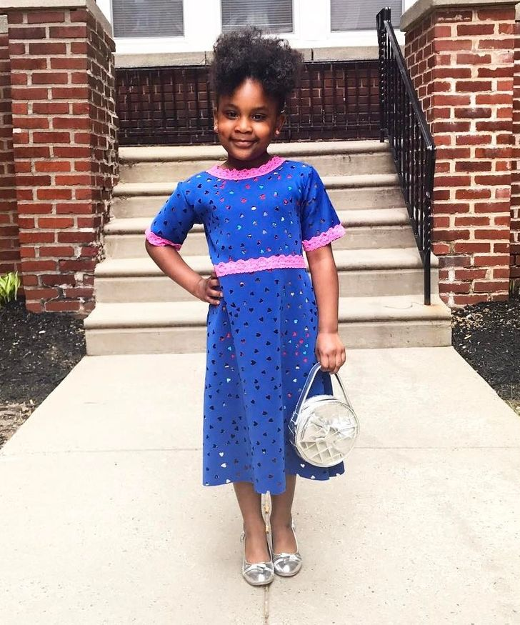 Dad Bonds With His Daughter on a Whole New Level by Sewing 200 Outfits for Her (20+ Pics)