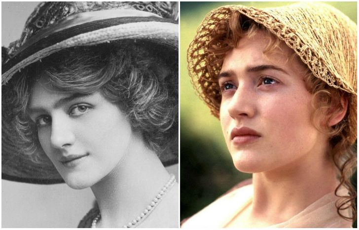 15 famous people and their exact copies from other centuries