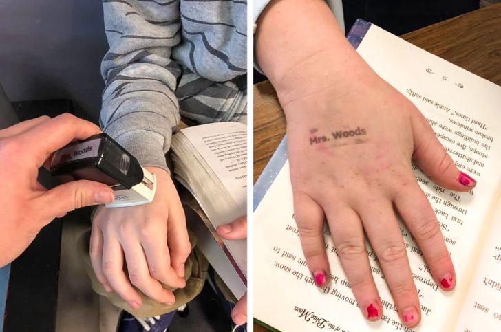 A Teacher Shared a Tip She Uses to Make Students Wash Their Hands, It Went Viral
