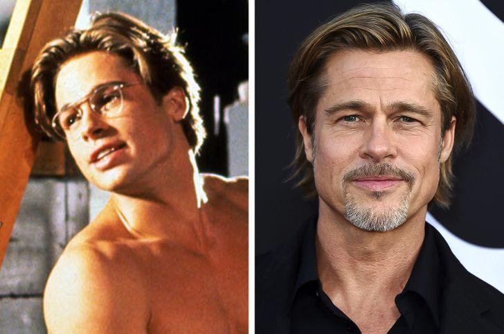20 Famous Men Who Age Like Good Wine
