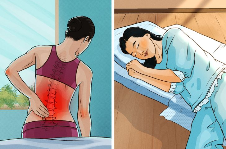 Meredakan sakit punggung