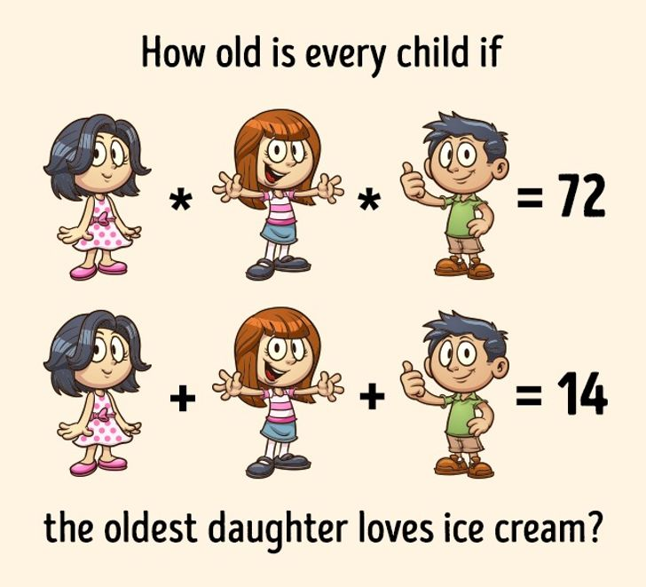 10 Riddles Only The Smartest People Can Solve