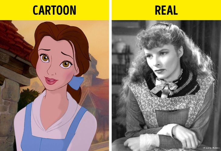 10 Favorite Cartoon Characters That Were Based on Famous People