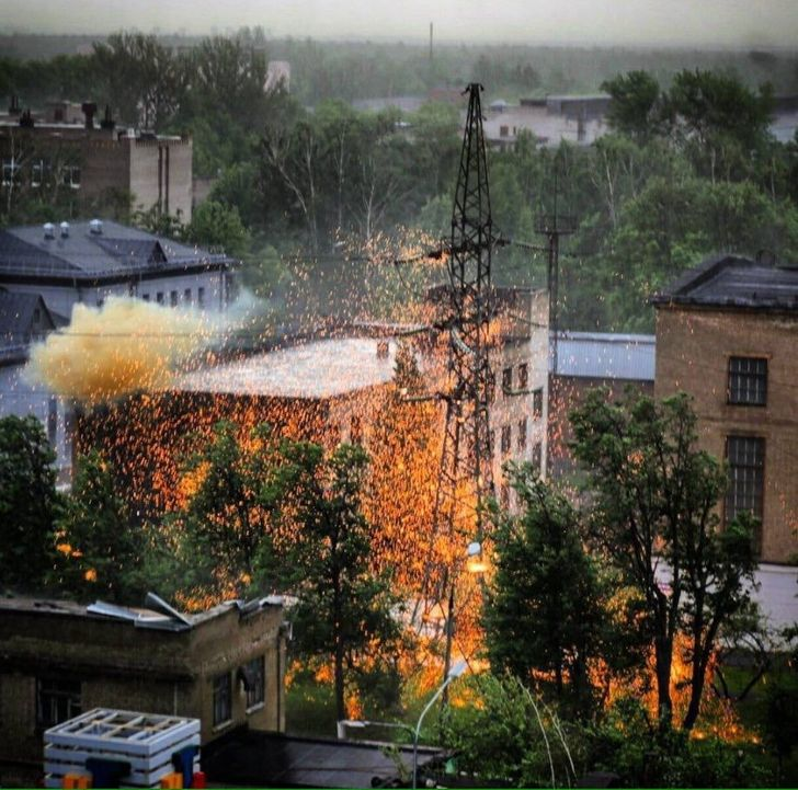 Photos That Prove How Helpless WeAre When Faced With True Forces ofNature