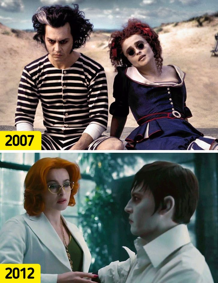 14 Pairs of Actors Who Were Born to Appear Together in the Same Movies