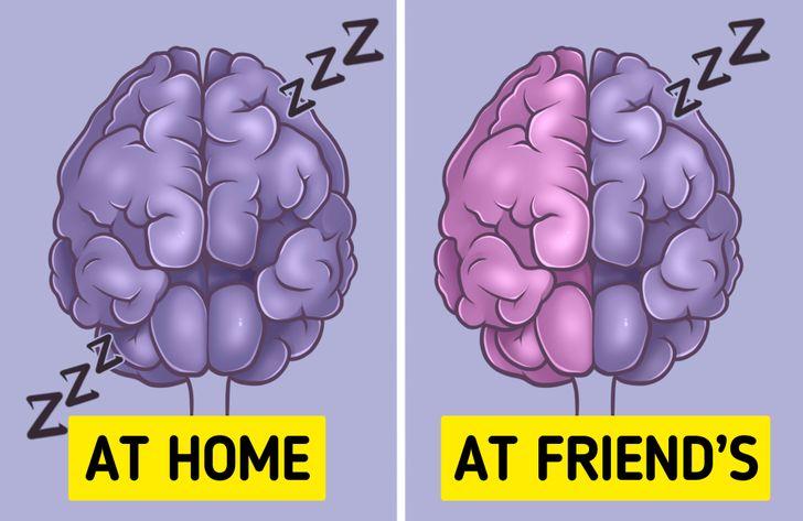 Çfarë i ndodh trupit tuaj kur flini në një vend të ri