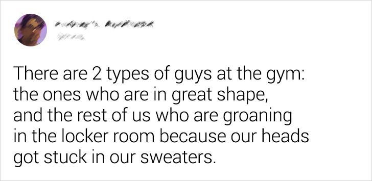 20 People Whose Visit to the Gym Turned Into an Interesting Situation