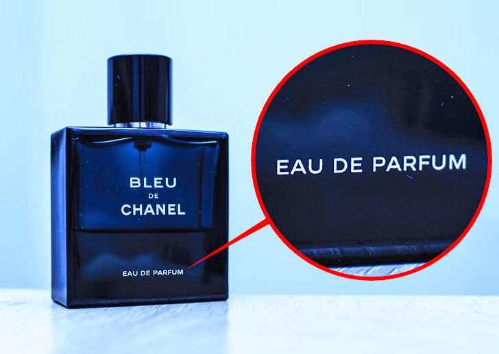 How To Tell The Difference Between Perfume Cologne And Eau De Toilette