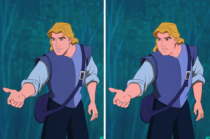 This Is What 13 Disney Studs Would Look Like If They Were Plus-Size