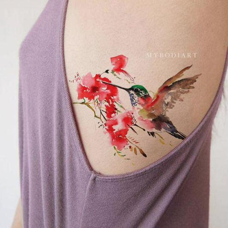 """30+ """"Wow"""" Tattoos That Are Teasing the World With Their Sensuality"""