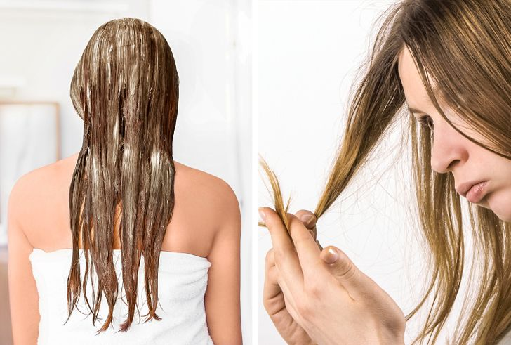 9 Popular Healing Remedies That Can Spoil Your Hair
