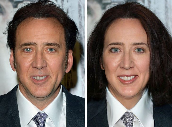 What 20 of Our Favorite Actors Would Look Like If They Were Women