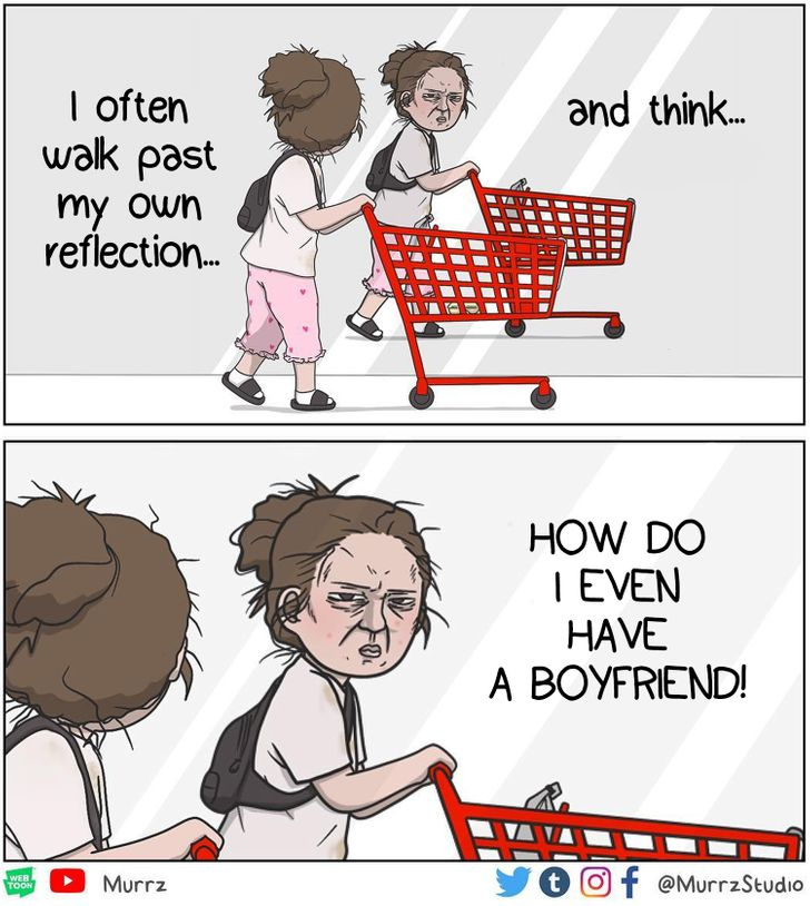 11 Comics Proving That Humor Makes Any Relationship Awesome