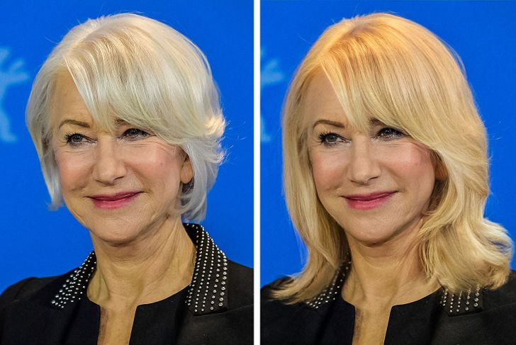 20 Famous Women Who Would Look Totally Different If They Went Blonde
