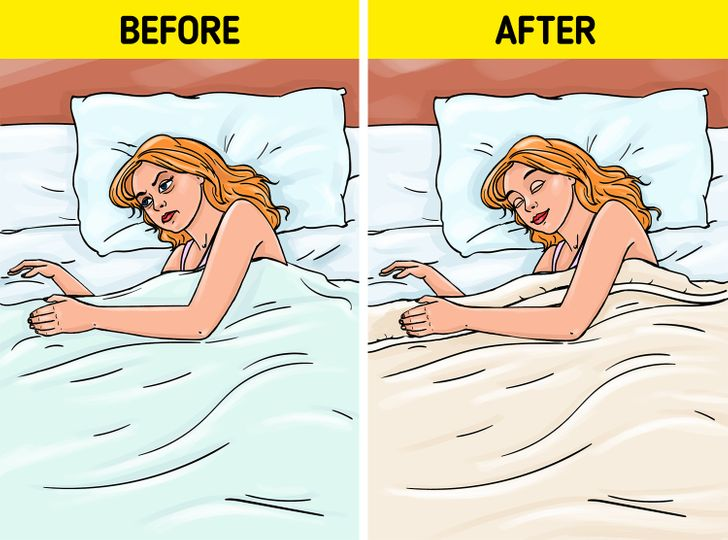 Why Sleeping With a Weighted Blanket Is Good for You