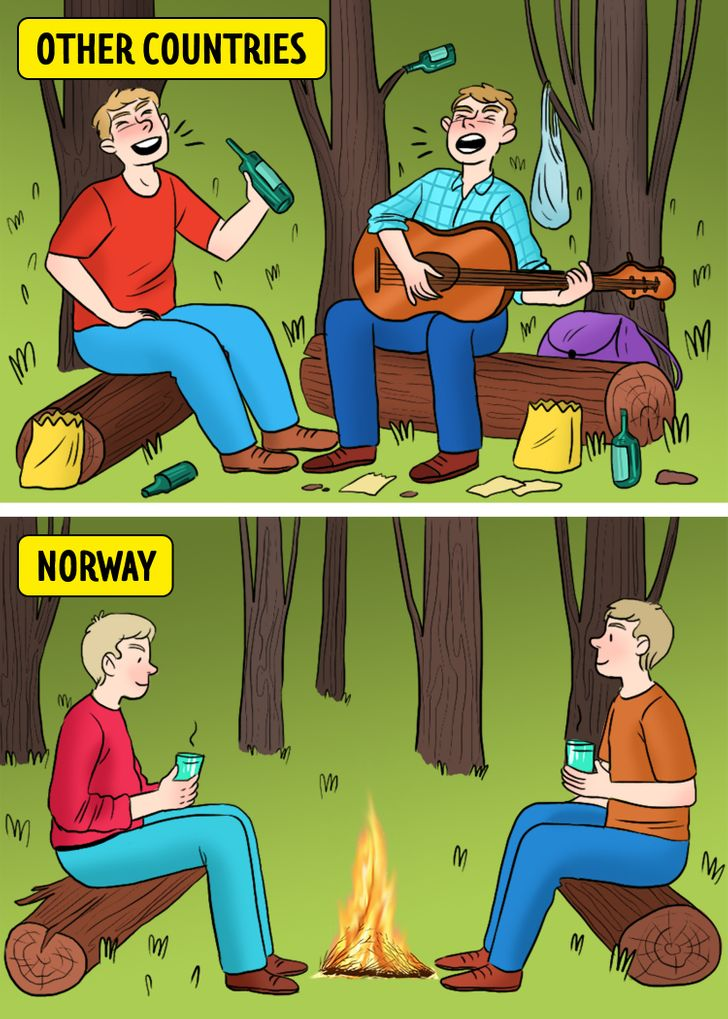 7Reasons Why Nordic People Are Considered toBe the Happiest and What WeCan Learn From Them