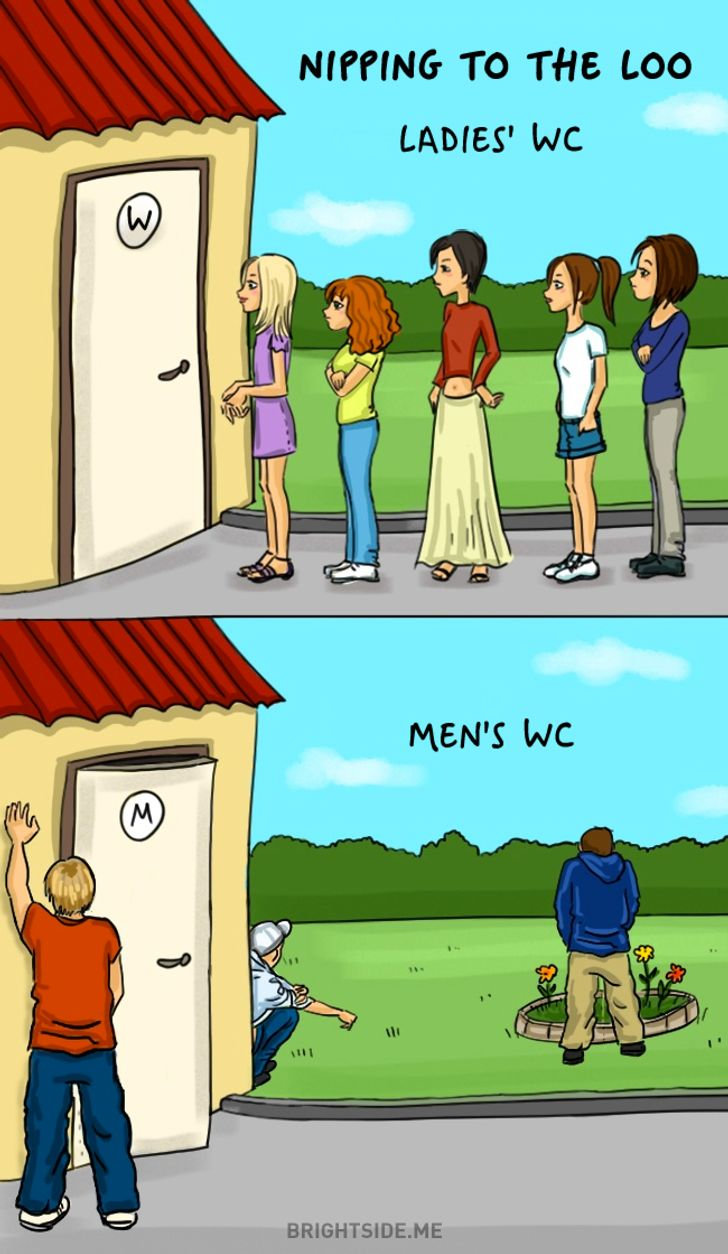 Men And Women — We Are So Different