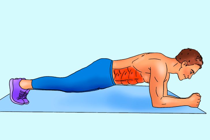 A 10-Minute Ab Workout That Can Help You Get a 6-Pack Without Having to Go to the Gym