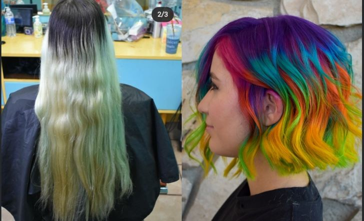 16 People Who Happily Won the Battle for Having Awesome Hair