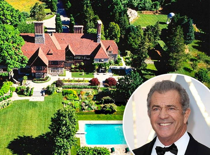 11 Insane Celebrity Homes