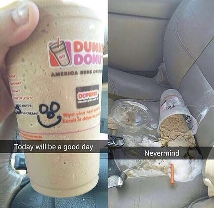 24People Who Just Want toStart Their Whole Day Over
