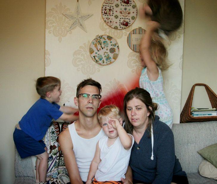 15Photos That Prove Family IsaTough Business