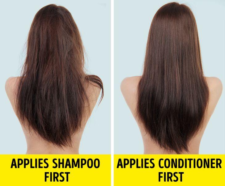 8 chýb pri umývaní vlasov, ktoré môžete robiť