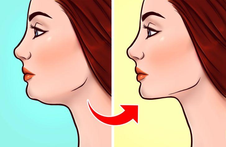 Ako môže držanie jazyka zmeniť vašu tvár