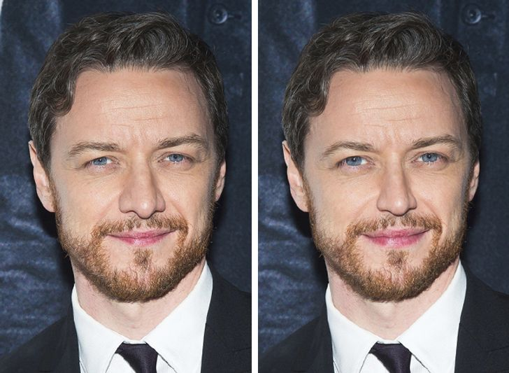 What Celebrities Would Look Like if Their Distinctive Features Were Missing