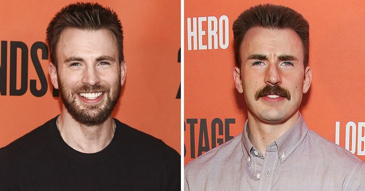 17 Celebrities Who Proved Shaving a Beard Changes Everything
