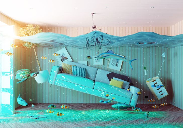 A Digital Artist From Russia Creates Weird Imaginary Worlds in His Collages