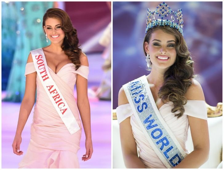 """15ofthe Most Radiant """"Miss World"""" Beauty Queens inHistory"""