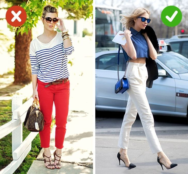 10Misconceptions That Make Our Wardrobe Tasteless