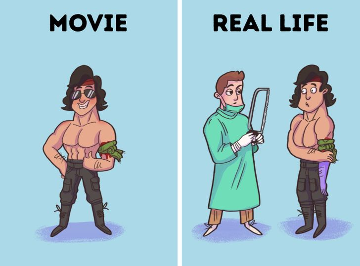 10 Movie Myths That Can Get You Killed