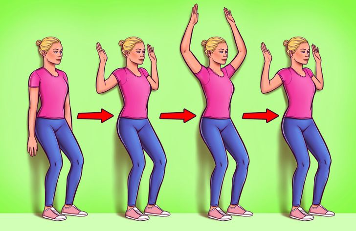 10 Simple Stretches to Relax After a Long Day