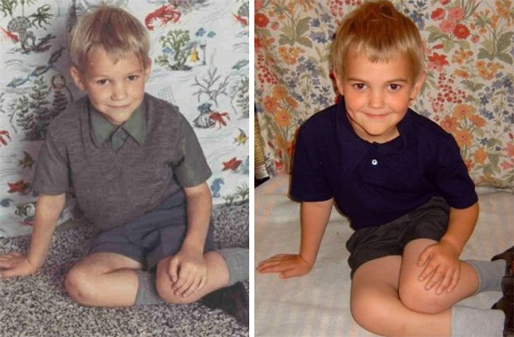 20 Photos Proving That Your Genes Are Amazing